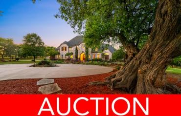 Luxury No-Reserve Auction - Annas, TX - October 15th