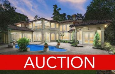 Luxury No-Reserve Auction - Spring, TX - October 24th