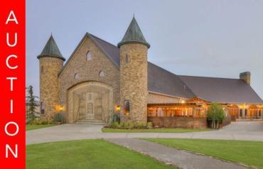 Rare Milam Castle Luxury No-Resereve Auction Oklahoma City, OK Oct. 31st