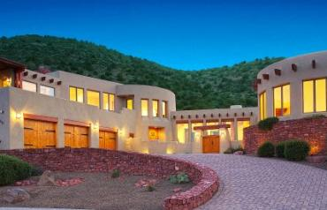 Sedona Luxury Green Home Amazing Views Backed To Ntl Forest