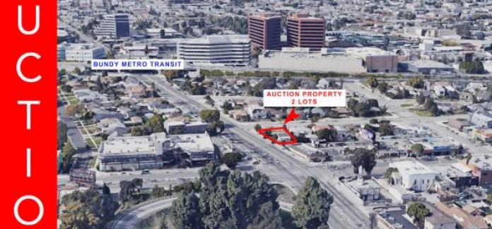 Auction Feb 27th Los Angeles Prime Residential Development Opportunity