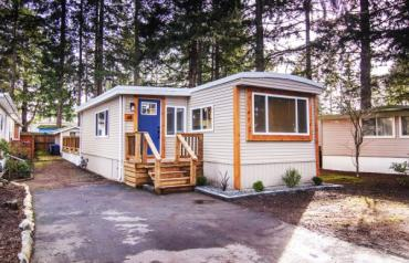 Renovated & Affordable in Parksville - Arbutus Rd