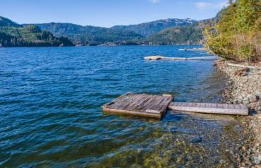 Amazing Horne Lake Waterfront