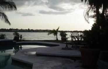 Beautiful waterfront home in St Petersburg, FLorida