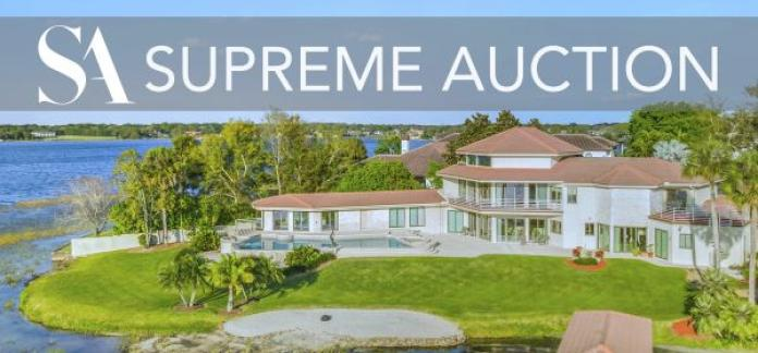 Windemere Florida No-Reserve Auction April 15th - 17th