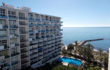 Marbella Spain Sea Front Apartment