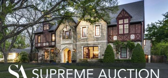 Rare Preston Hollow Property Auction - North Dallas TX - September 25th