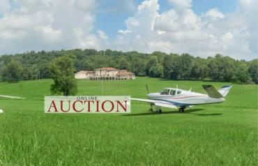 AUCTION Fly-In Luxury Estate with Private Hangar on 26.43± Acres in Shelbyville, TN