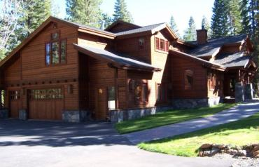 North Lake Tahoe Custom Luxury Home