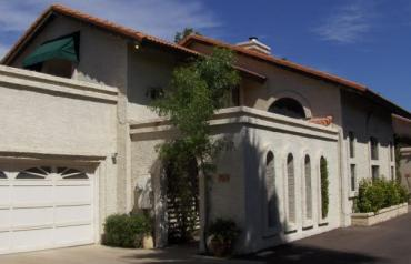 Phoenix, AZ. Central Ave. Townhome