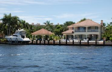 South Florida Intracoastal Estate