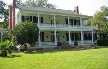 Southern Plantation Elegance