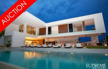 LUXURY ABSOLUTE AUCTION - COSTA RICA - NOV 14