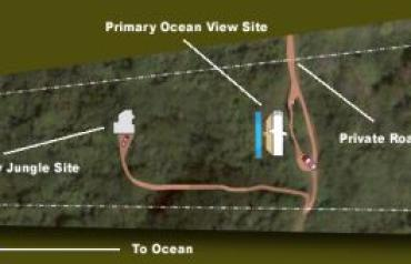 50.000m2 High Quality Residential Lot with Ocean Views in Gated Community.  Priced Low To Sell Fast.
