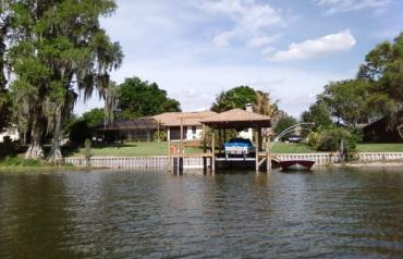 Central Florida Waterfront Home Near Disney