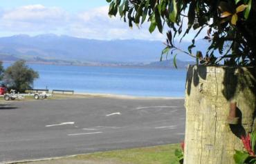 Lovely Lake Taupo Location