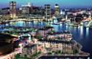 Ritz Carlton Condominium in Baltimore Maryland's Inner Harbor