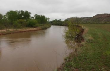 2,033 ACRES   River Front Property Oklahoma