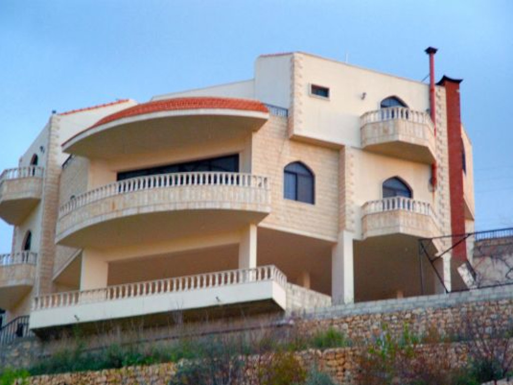 3 story luxury villa in peaceful mountenous village lebanon property details - Libanese villa ...