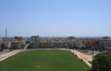 new specious flat at the best spot of pearl of Alanya