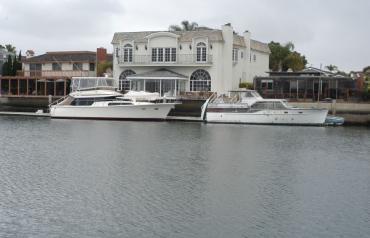 Waterfront Mini-Mansion