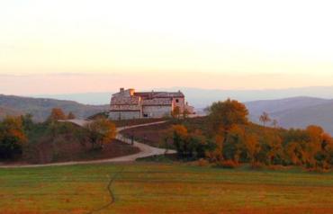 Umbria - The Hermitage of Santa Maria