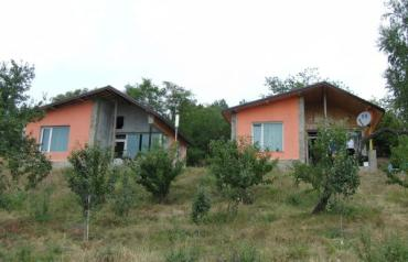 Two Bulgarian village houses in the foot of a mountain!!!