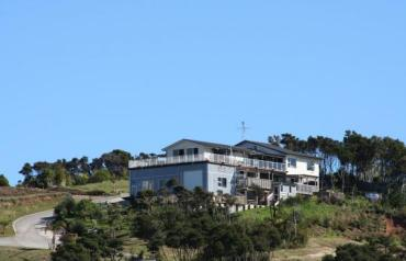 Beach house with income