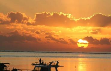 Panoramic ocean & island views forever...
