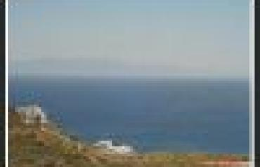 villa on Mykonos Island in Greece