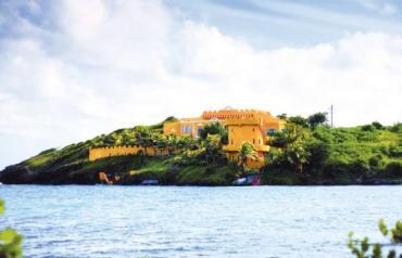 Azzurra Castle - Edgecombe Plantation, Grenada
