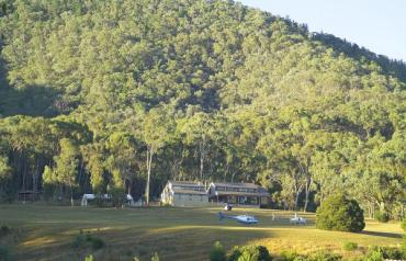 The treehouse, Bright, Australia