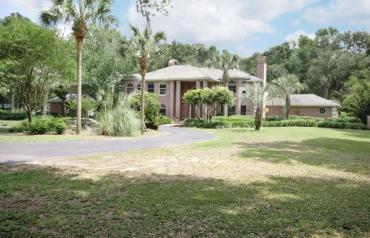Equestrian Estate Gainesville Florida