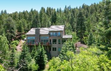 Colorado Mountain Custom Home