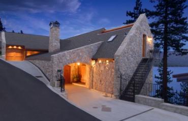 Casa del Lago Azul