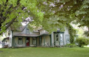 1840's circa Farmhouse, New and Renovated Buildings total of 19000 sq. ft.