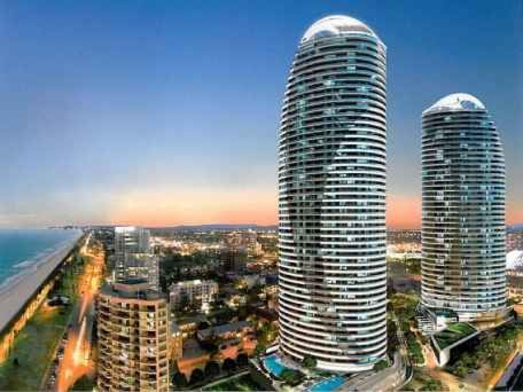 Lot 21606 The Oracle Tower Two Elizabeth Street