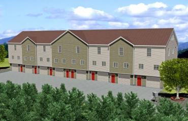 WATERFRONT, 24 UNIT TOWNHOUSE PROJECT IN LAKES REGION NH.