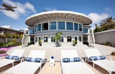 Rarely Offered Luxury Beach Front Home For Sale