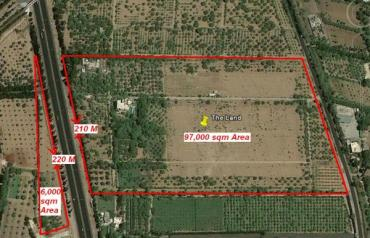 Parcel Of Land on Damascus International Airport Road