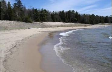 Rare Lake Michigan Opportunity - Acreage & Shoreline!