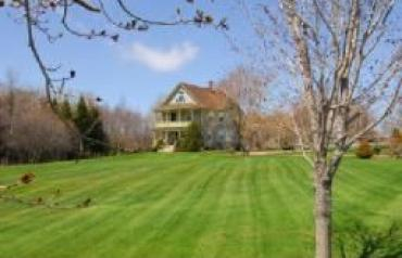 Waterfront Home on 2.38 acres