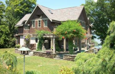 ABSOLUTE AUCTION - CAYUGA LAKE WATERFRONT HOME & COTTAGE