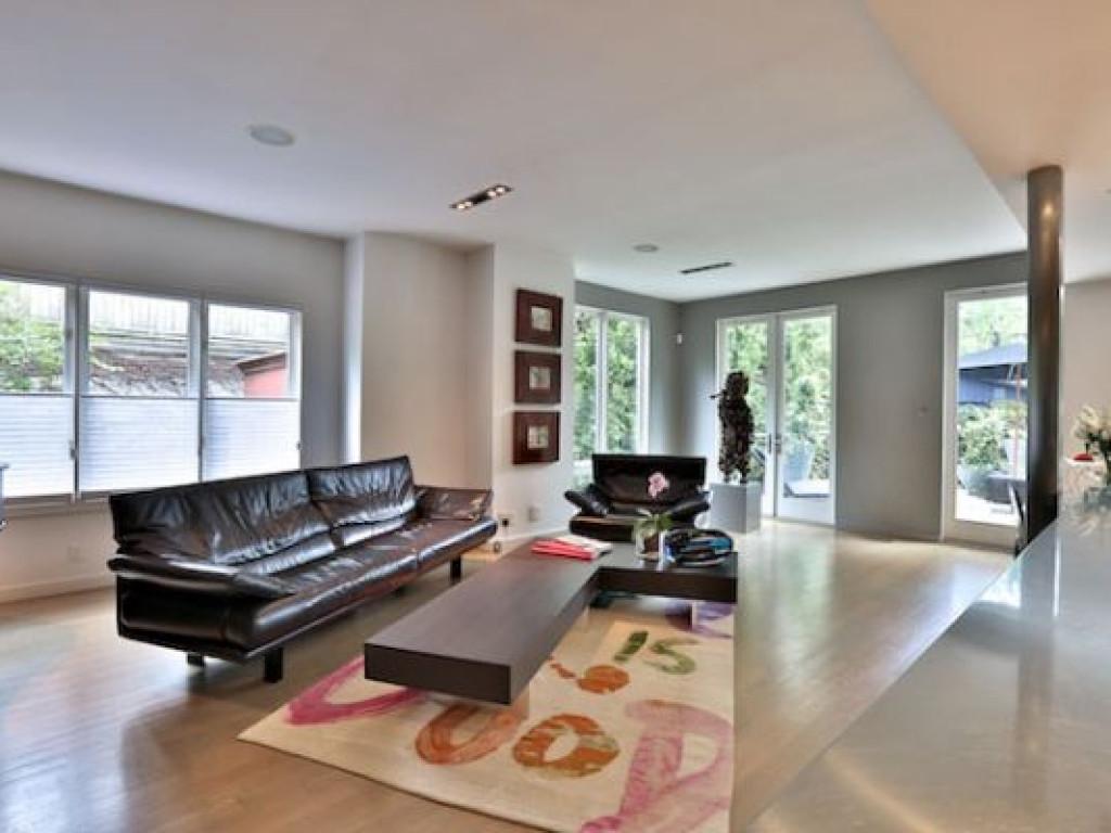 Rosedale Contemporary Ontario Canada Property Details