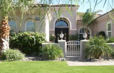 Crowe Residence