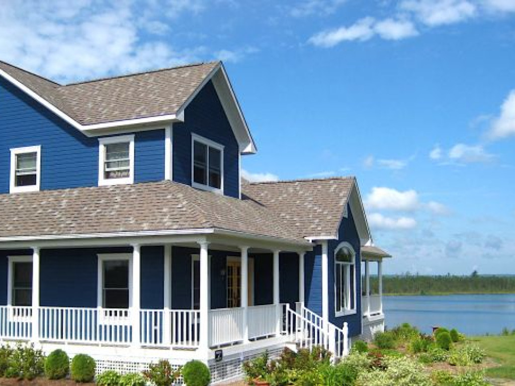 Luxury Living Overlooking Your Own Lake New Brunswick