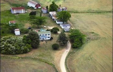 Established 255 Acre Farm w/Buildings