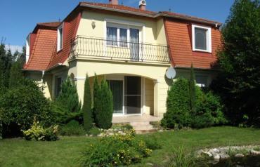 Luxury villa in central Europe