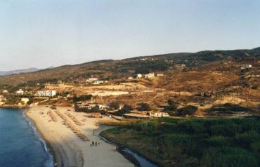 Beach Front Property on the Greek Island of Ikaria