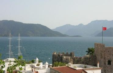 Waterfront Sea View Gentlemans Residence(s) Villa in Medieval Quarter of Marmaris